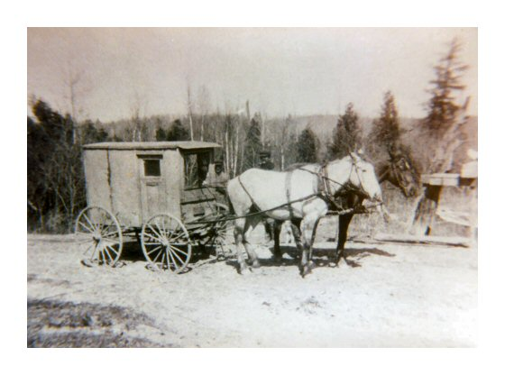 Johnny Redmond's Mail Wagon